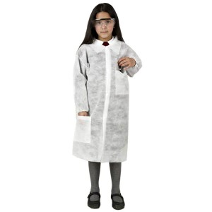Children's Disposable Lab Coat