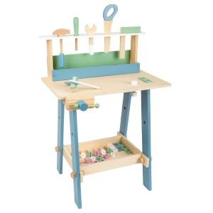 Kids Wooden Toy Workbench...