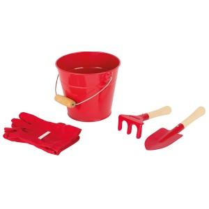 Kids Gardening Bucket &...