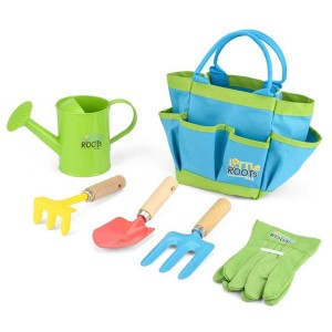 Kids 5 Piece Gardening Tool...