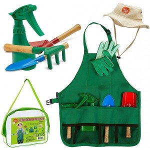 Kids Gardening Tools Set...