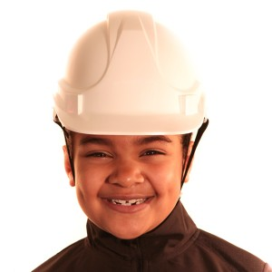 Childrens Kids Hard Hat...