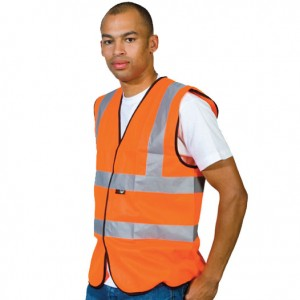 Orange Adults Hi Vis Vest