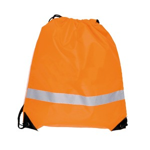 Orange Hi-Vis Drawstring...