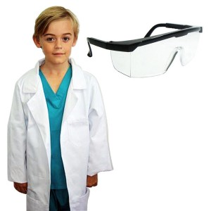Childrens Lab Coat & Safety...