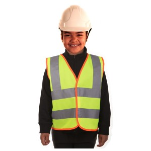 Childrens Hi-Vis Vest &...