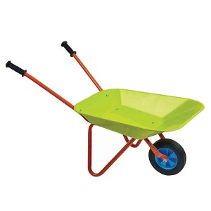 Childrens Metal Wheelbarrow