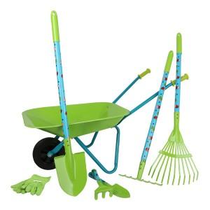 Kids Gardening Tool Set &...