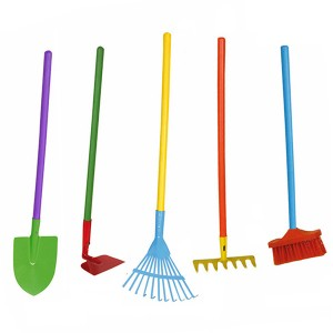 5pc Kids Rake & Shovel...